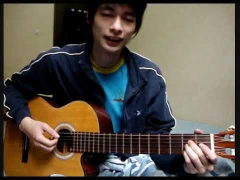 Akustik Gitar - Belajar Lagu (Aku dan Kamu - Five Minutes)