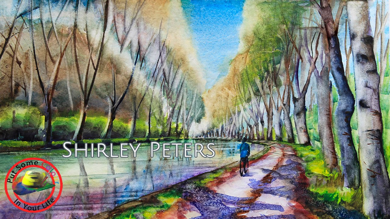 Fine Art Tips on How to Paint Plein Air in Sydney with Shirley ...