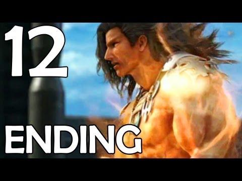 Final Fantasy XII Movie Version - Part 12 - Vayne Solidor & Venat (Ending + Credits) (1080p)