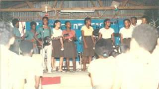 Elvis Cesar Zenn Ragga Muffin Seychelles Music
