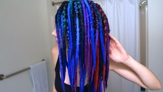 New Hair! - Wool Dreads