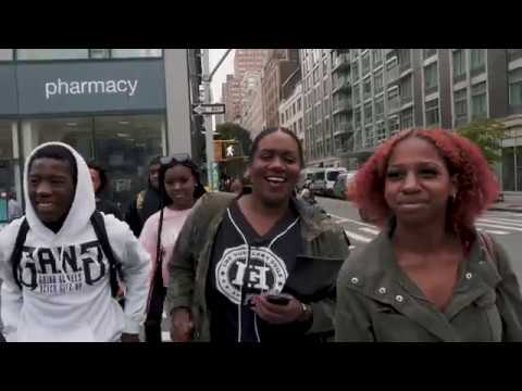 Roosevelt STAY NYC Field Trip: Roc Nation and Sony Music Group Meeting
