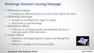 Understanding Warpage and Shri…