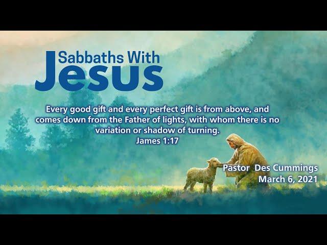 Sabbaths With Jesus