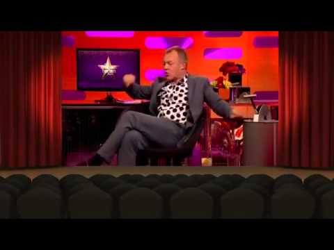 Professor Sprout Doesnt Know Dominic Cooper & Hates Mamma Mia! - Graham Norton Show on BB