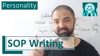 How to write a killer SOP. Statement of Purpose.