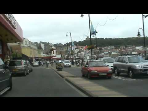 Day Trip To Scarborough UK Part 1