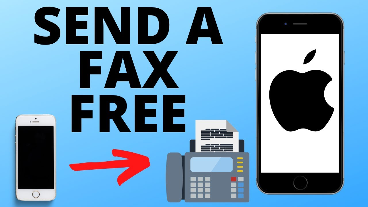 Download How to Send a Fax from iPhone - Send FREE Faxes iPhone