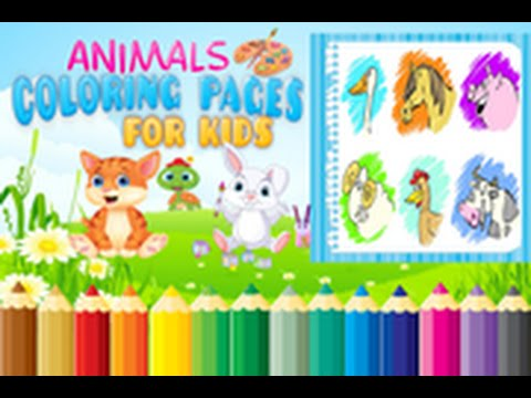 Coloring Book App For Kids