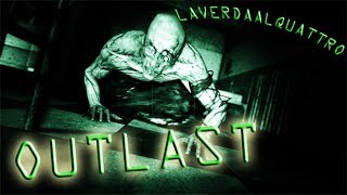 Outlast Gameplay ita PS4
