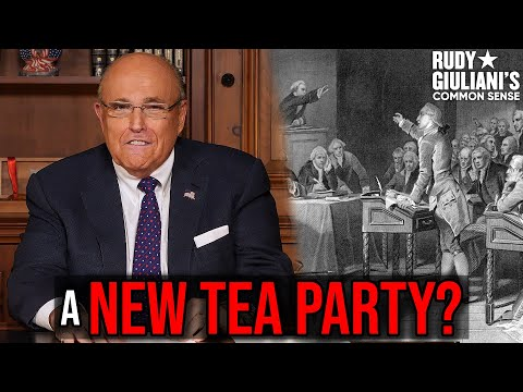Could We See A NEW TEA PARTY EMERGE? | Rudy Giuliani | Ep. 109