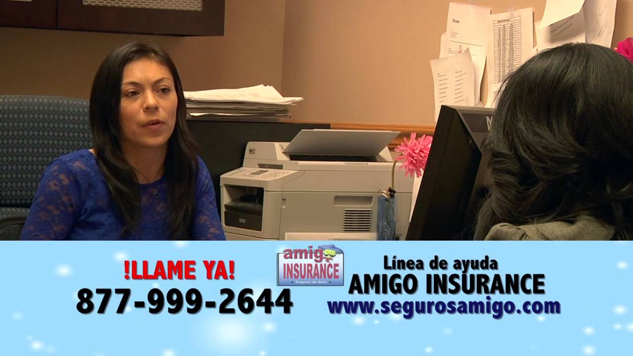 La imagen de Yenia Herrera en el comercial de Amigo ...