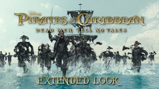 Pirates of the Caribbean: Dead Men Tell No Tales: Extended Look(, 2017-02-06T00:09:50.000Z)