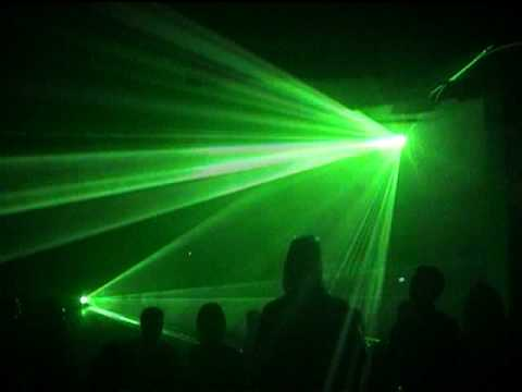Robin Fox Laser Show