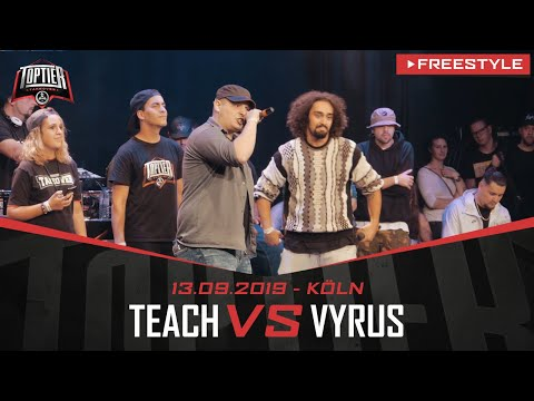 TEACH vs. VYRUS
