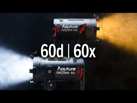 Introducing the Aputure 60d & 60x
