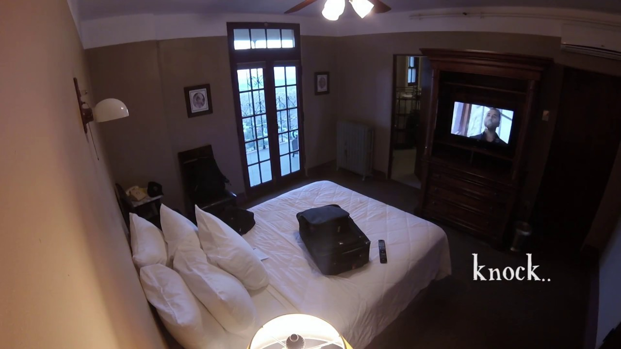 Jerome Grand Hotel Room 32 Orbs Caught On Tape Youtube