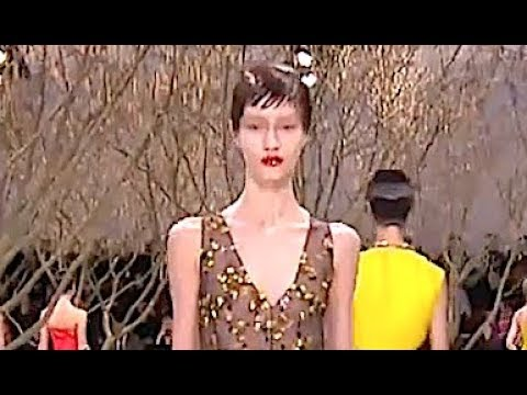 CHRISTIAN DIOR Spring Summer 2013 Paris Haute Couture - Fashion Channel