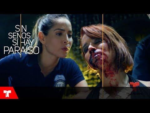 Sin Senos Si Hay Paraíso 2 | La venganza de Catalina, el momento más esperado | Telemundo