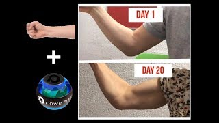 How to get big forearms in 20 …