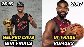 What Happened to Tristan Thompson's NBA Career?