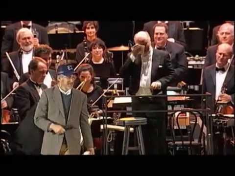 John Williams World premiere of ET 20th anniversary mp3