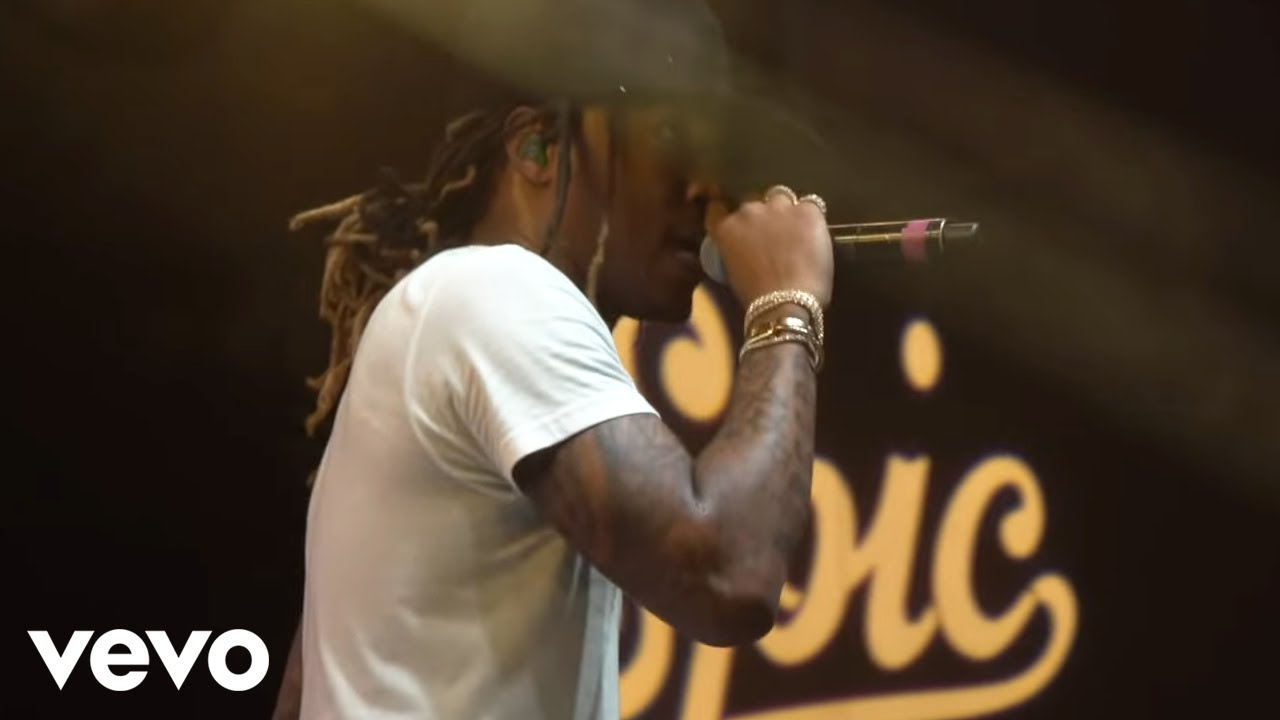 Future - Low Life (Live) - YouTube