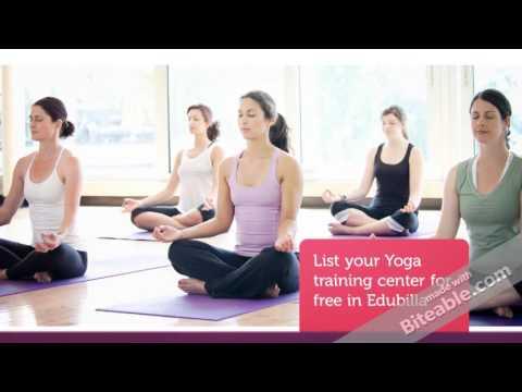 Yoga Training Center List at Edubilla