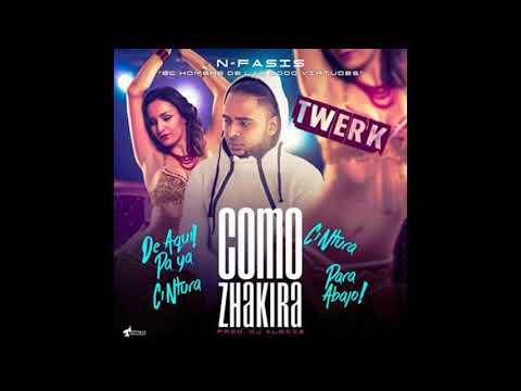 MCs Zaac & Jerry - Bumbum Granada N-fasis - Como Shakira 2017