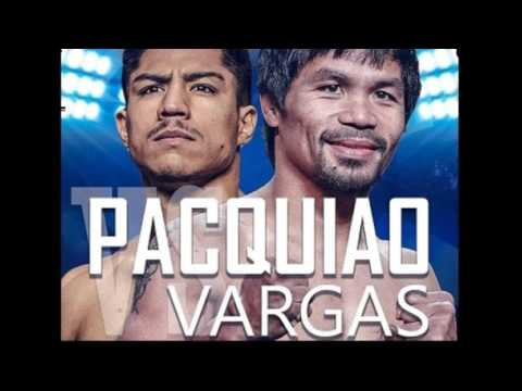 Pacquiao vs. Vargas: Gogue's Big Fight Preview
