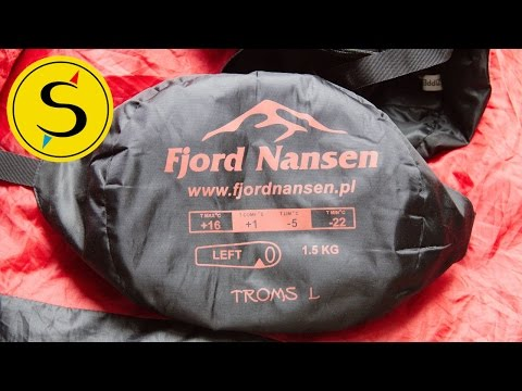SPRZĘT: śpiwór Fjord Nansen Troms