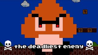 10 Ways to Die Against the Fearsome 1-1 First Goomba