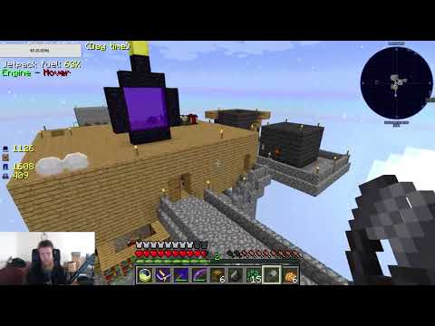 Lets play Sky factory minecraft part 92