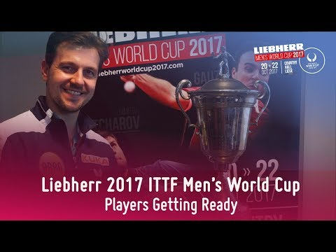 2017 Men's World Cup | Players Getting Ready