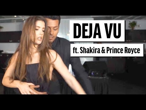 Shakira, Prince Royce, Amanda Cerny - Deja vu (Official Video)