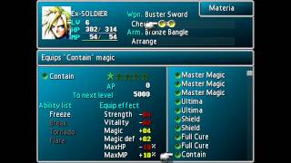 Final Fantasy VII - The Ultimate Save(PC) Preview + Download 1080p