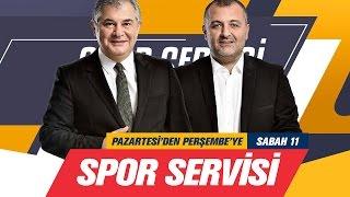 Spor Servisi 8 Aralık 2016