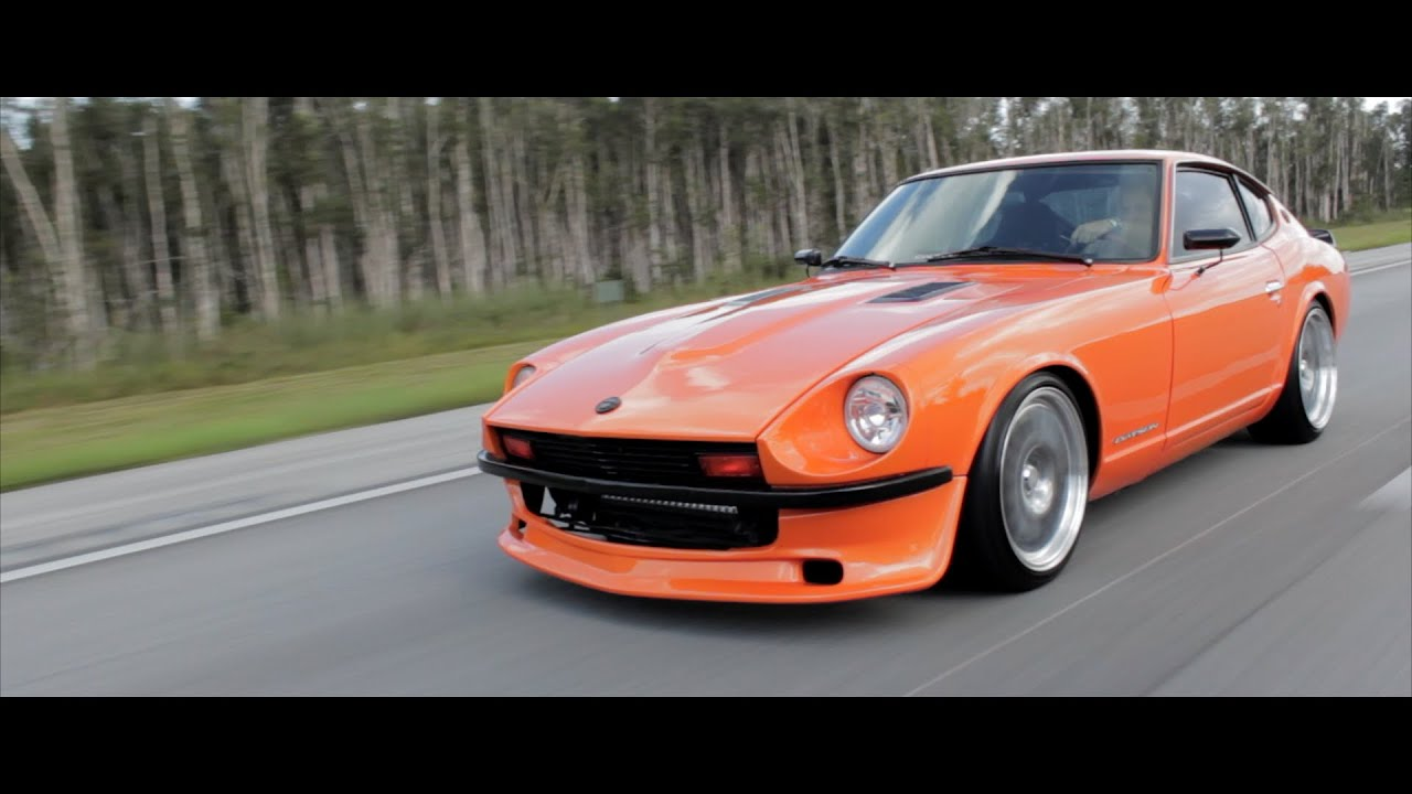 frank s clean 1978 datsun 280z xn works youtube