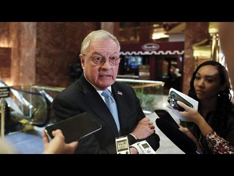 Keith Kellogg est nommé conseiller à la sécurité nationale par intérim