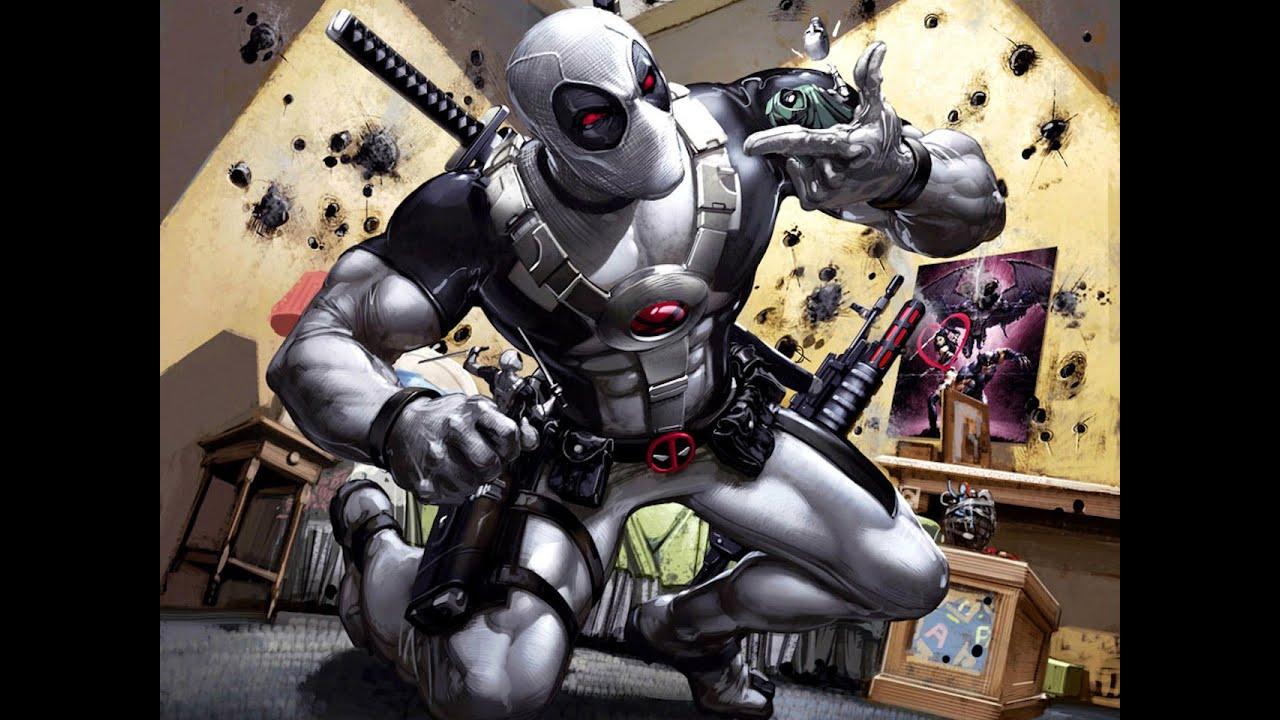 X Force Deadpool Deadpool formará ...