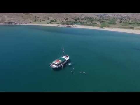 94. Limnos/Lemnos - Thanos Beach 13-08-2015
