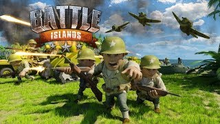 Clash Of Clans op PS4?! - Battle Island PS4 Gameplay