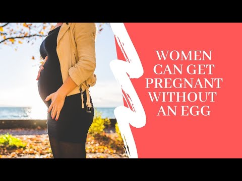 A Study Shows that a Woman Can Get Pregnant without an Egg