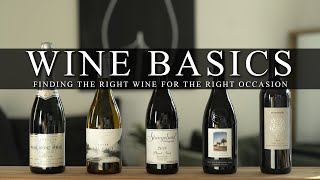 Wine Basics: How To Find The Right Wine For You || Gent's Lounge