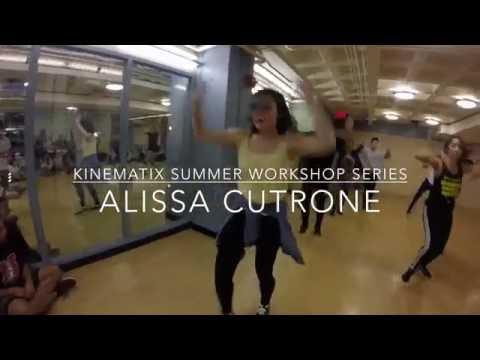Kinematix Summer '16 Workshop Series | Alissa Cutrone