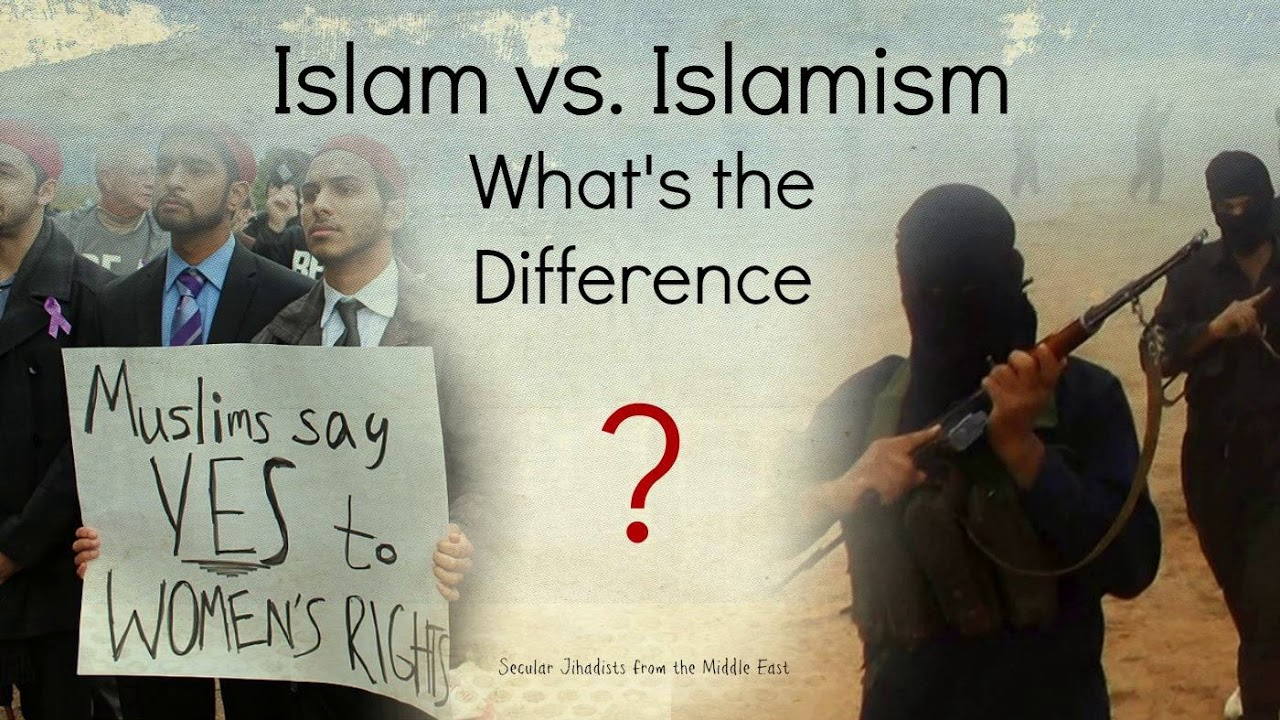 EP19: Islam vs. Islamism—What's the Difference? - YouTube
