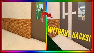Roblox: How to NOCLIP on ANY GAME WITHOUT cheats [2019]