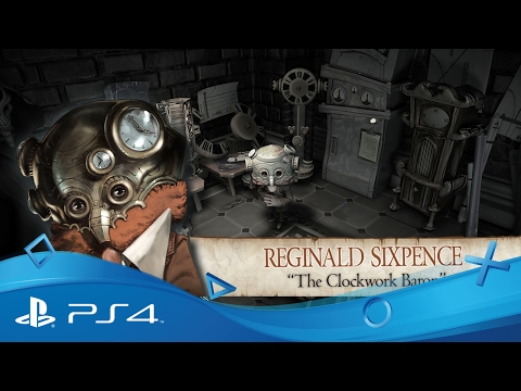 The Sexy Brutale | Character Trailer - Reginald Sixpence | PS4