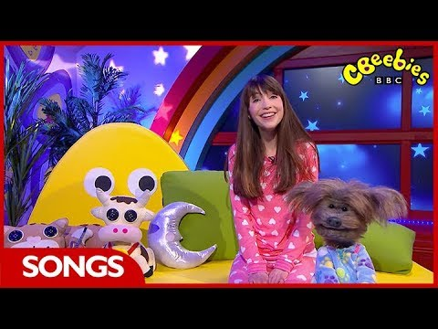 CBeebies House   Bedtime Song Compilation   4 Minutes