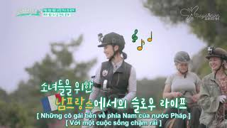 "[TYVN][Vietsub] ""Girls for rest"" 